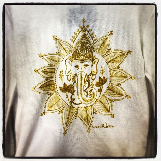 Just in ~ #ganesh hoodie to live in this fall #soulscapelife #encinitas #gottahaveit