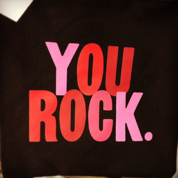 You rock. #quotable @quotable #encinitas #soulscapelife #shoplocal