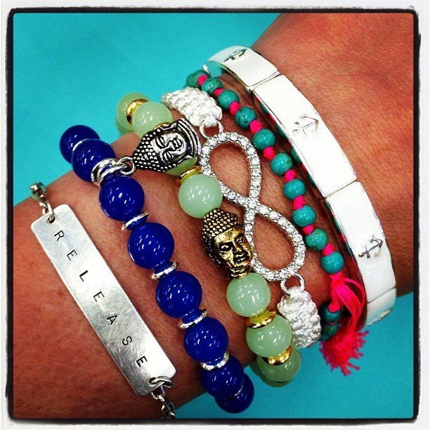 More new arm candy! Perfect for Mother's Day!