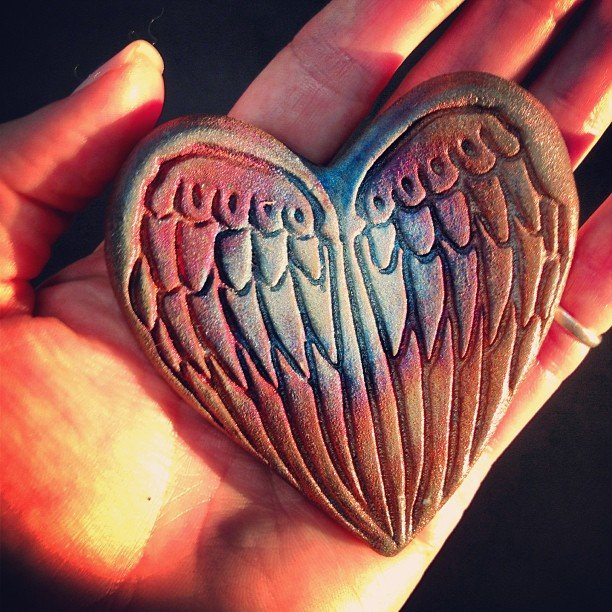 Whose heart needs wings???