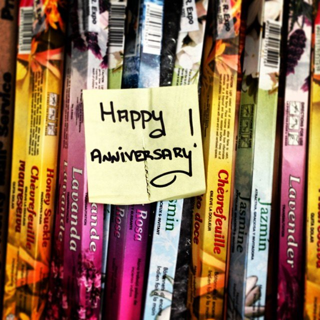 We can't wait to put together the goody bags for next Saturdays 10th Anniversary party! Keep your eye out all week for some of the #swag that will be in the goody bags!