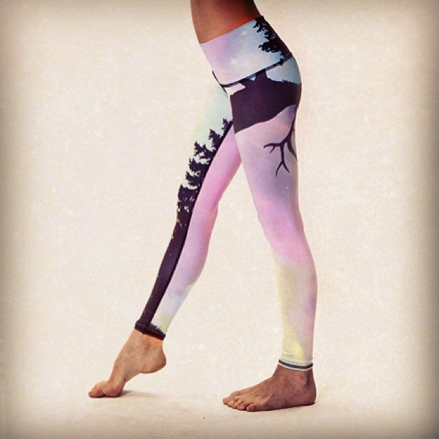 Super Excited To Carry Teeki Yoga Pants! Made From