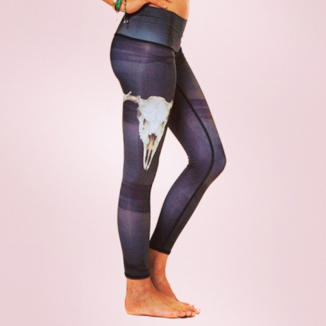 How about a little #deermedicine for your #yoga practice? Seriously in love with these.
