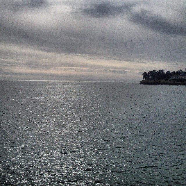 Not a bad view for a board retreat. #e101boardretreat