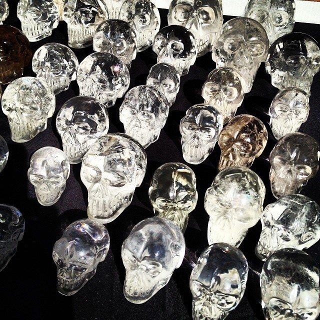#crystalskull heaven