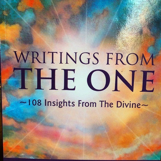 "Tonight! Oneness facilitator Julia Desmond will be here signing her book, ""Writings from the One"" and giving a #Oneness meditation #blessing at 7pm. We are excited and honored to host her! Come join us!"