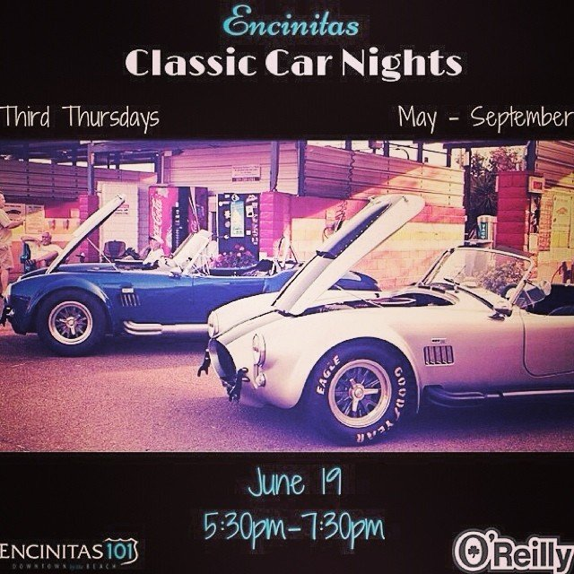 Tonight! Swing on by and get your FREE #henna tattoo, go look at some cool #classic cars and enjoy our gorgeous downtown!