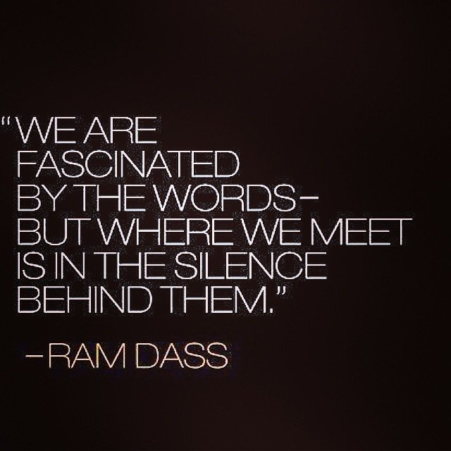 Dreamtime thoughts.  #ramdass #truth