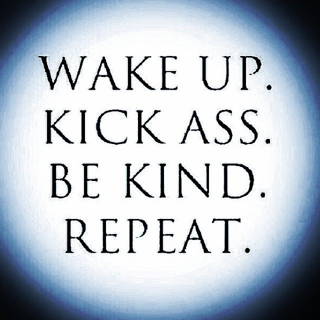 It's the simple goals that fulfill me. #morningmantra