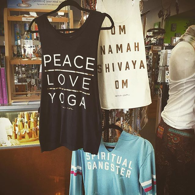 We're making room for our shipment of new #spiritualgangster ! Select styles are now on sale!