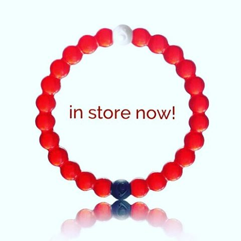 Love the new red #Lokai! They have partnered with #savethechildren for this one!