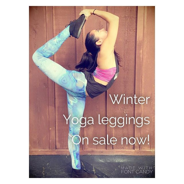 Need some thicker #yoga pants for those chilly #winter sessions?  Come shop our #sale section and check out Confused Girl in the City Yoga pants! The thicker material is perfect for keeping you warm while still being comfy and breathable. Also, select #spiritualgangster and #teeki on sale too! #yoga #yogalove #yogajunkie #winter #newyear #practice #conciousliving #meditation #soulscape #encinitas
