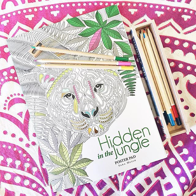 Let your #innerchild run #free ! We have a variety of #adultcoloringbooks to indulge your #creative, youthful side. Who knew #healing could be so much #fun ?!