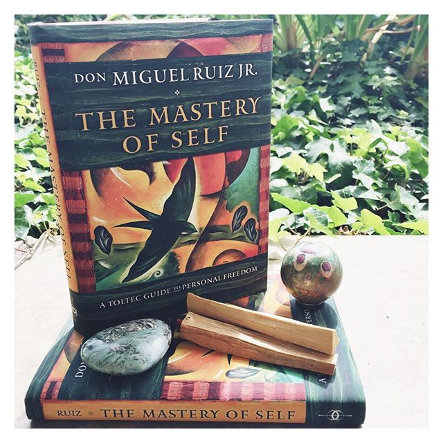 """...we are the architects of our own reality and we have the power to change our Dream if we choose."" - @donmiguelruizjr from The Mastery of Self. #donmiguelruizjr  #themasteryofself"
