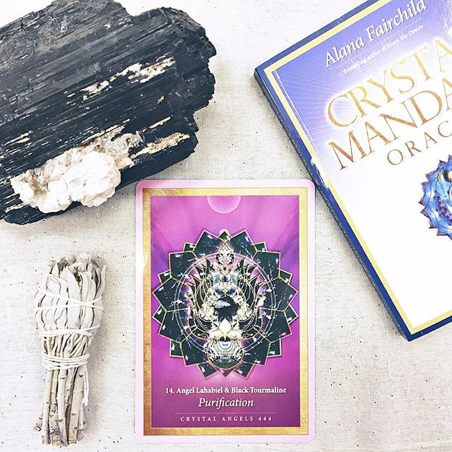 """""""You will be so delighted at how much better you feel and what is given to you in return for your trusting surrender."""" - Alana Fairchild from the #Crystal #Mandala #Oracle #alanafairchild #crystalmandalaoracle"""