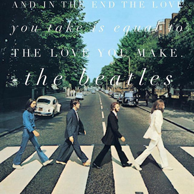 #lifelessons from #thebeatles