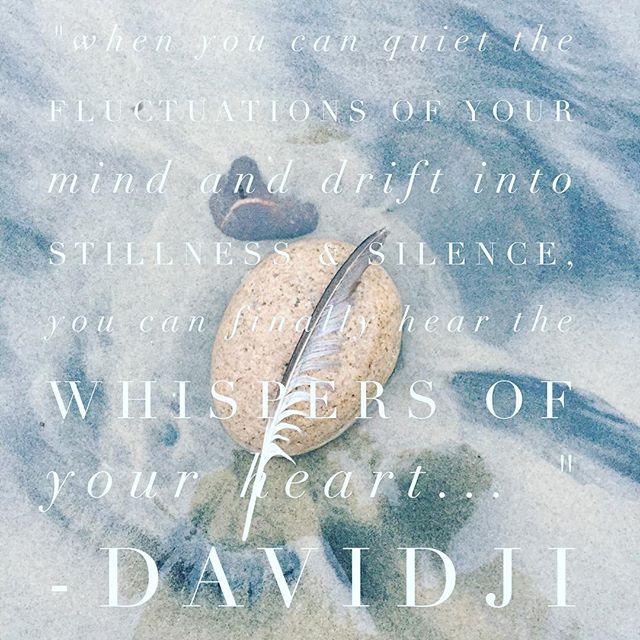 Honor your #heart . Live your #truth . Gratitude for @davidjimeditation for sharing his truth and #wisdom with the world.