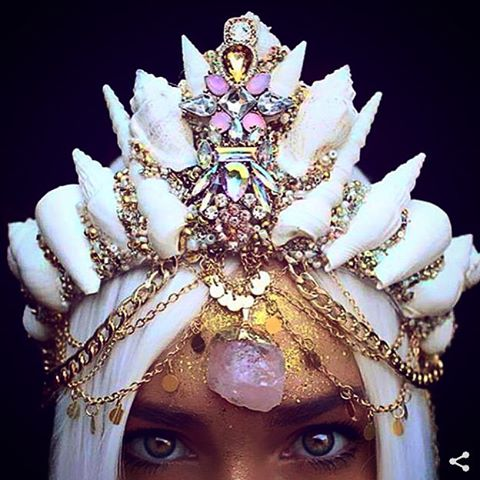 Why do I want this so bad? #obsessed #mermaid #crown
