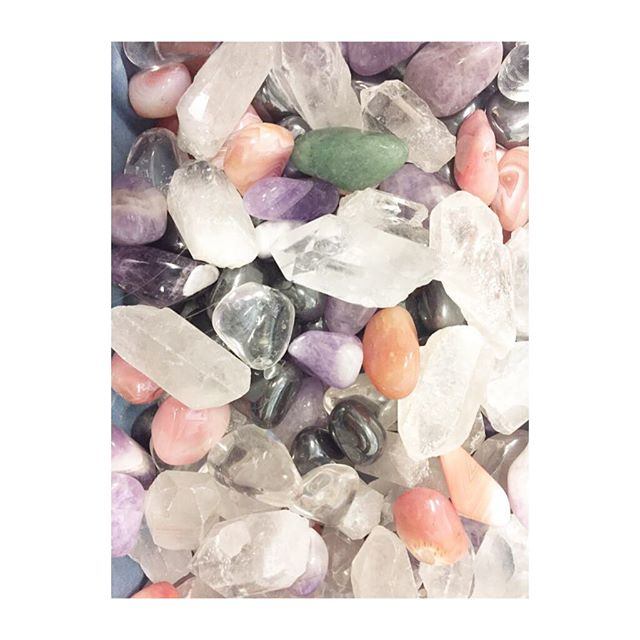 When you make a purchase today (October 25,2016) you will receive a free #crystalblessing ! Who doesn't #love a #free #crystal ?!