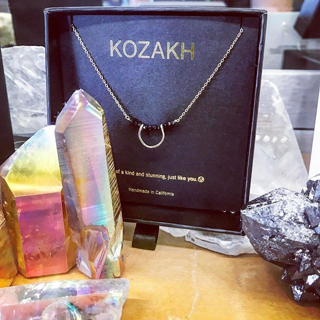 Woot woot! All jewelry is 25% off through Mother's Day!! Current obsession and perfect for Mother's Day gifts #kozakhjewelry #AQUAAURA #midnightAura