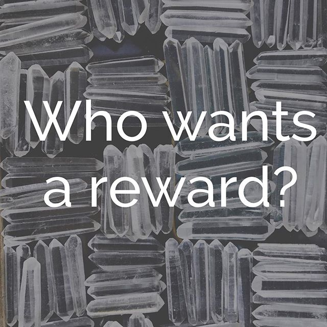 Who doesn't? You can now earn rewards with us! Just punch in your cell # on the fancy iPad when you check out, and you will earn a point for every dollar you spend. 200 points = $10 on us to spend in the store! That's it! Super easy. #shoplocal #beRewarded