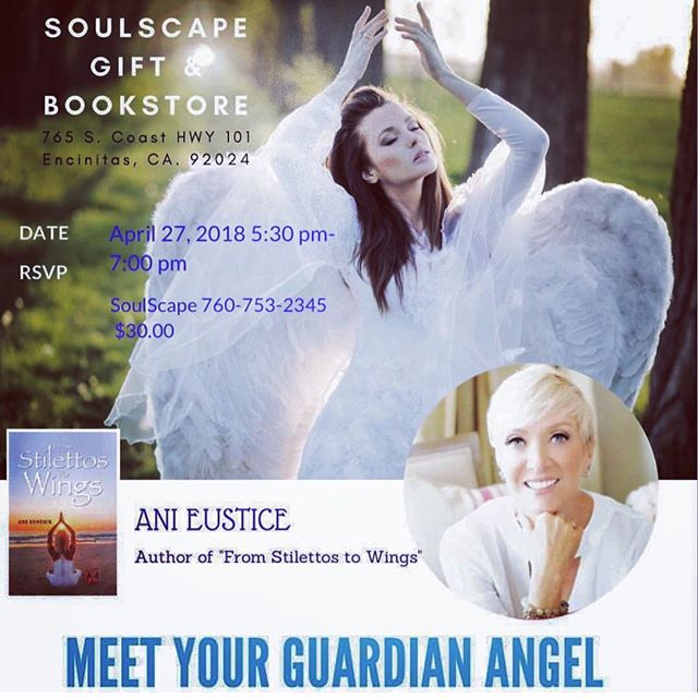 We are soooo excited for this event, (held at our Crystal Cave across the street, down the breezeway between Beachside Bar + Grill and the Encinitas Mainstreet Association office). Call to reserve your spot as seating is limited!