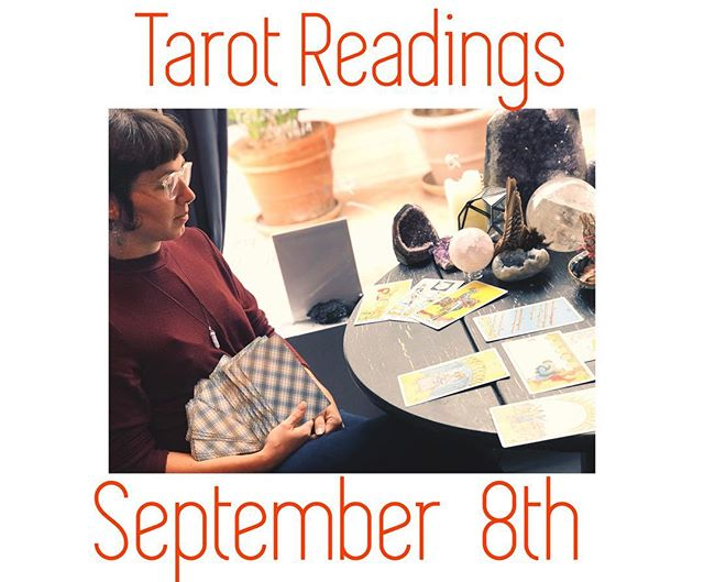 Tarot readings with Nikki Have you ever had a tarot reading before? Have you ever been curious? Nikki, our local Tarot reader here in Encinitas is highly experienced, with over 7 years of highly intuitive abilities and guidance. She is accurate, honest and a natural empath. She goes into each session and makes sure to look in depth at the underlying matter at hand. If you are free this Saturday, come and stop by for a reading this Saturday from 11-5 pm at the Crystal Cave!•Where: Crystal Cave in Encinitas •When: Saturday September 8th •Time: 11am to 5pmMessage us for pricing on readings. #tarot #tarotcards #tarotreading #tarotspread #tarotspread #intuitivehealer #intuitive #empath #crystalcave #crystalhealing #crystalshop #workshop #local #sandiego #encinitas #metaphysical #metaphysicalshop #mediums #psychic