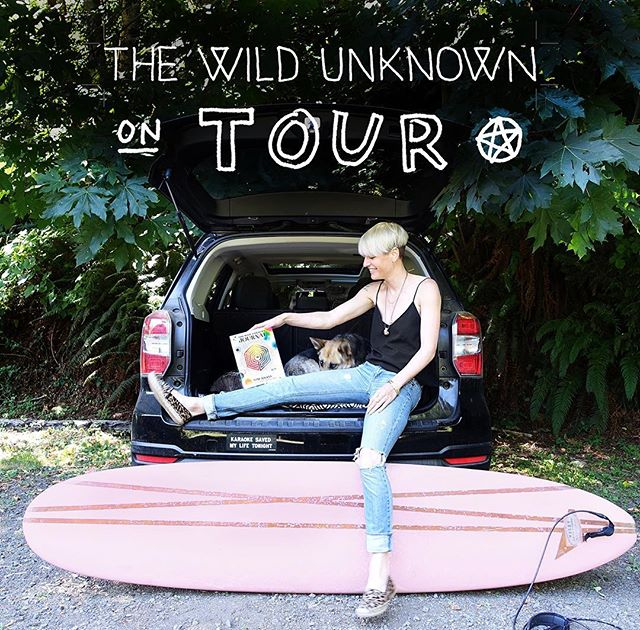 We are thrilled to be hosting @kim_krans creator of @the_wild_unknown for a special #workshop and #booksigning on Monday October 15, 2018!  want to join us for this special, intimate workshop? We will be GIVING AWAY all 8 spots for this event over the next few weeks! Keep an eye on our social media for give always, contests and random acts of kindness to grab these spots. after the workshop, we will have a 30 minute book signing and Kim will also have exclusive Wild Unknown tour swag for your delight. We hope you are as excited as we are!
