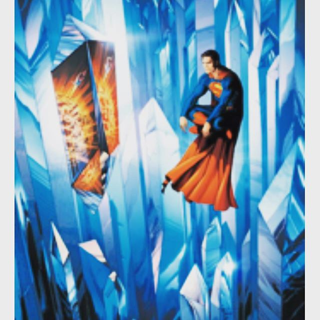 "Fortress of Solitude. You have no idea how many I've said those 3 little words and turned a 40 year old who is mocking me about all my ""rocks"", into a crystal vibration believer. Because if you think about it, #superman's story would be nothing without the crystals. #fortressofsolitude #kryptonite and can't forget about the crystal at the end that holds all the information.... uh hello - it's a #quartz."