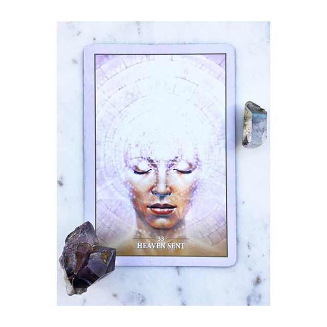 """Through unconditional love, I now accept the spiritual gifts that are bestowed upon me, with complete trust and gratitude. So be it."" ~Sacred Rebels Oracle~ by @alana_fairchild"